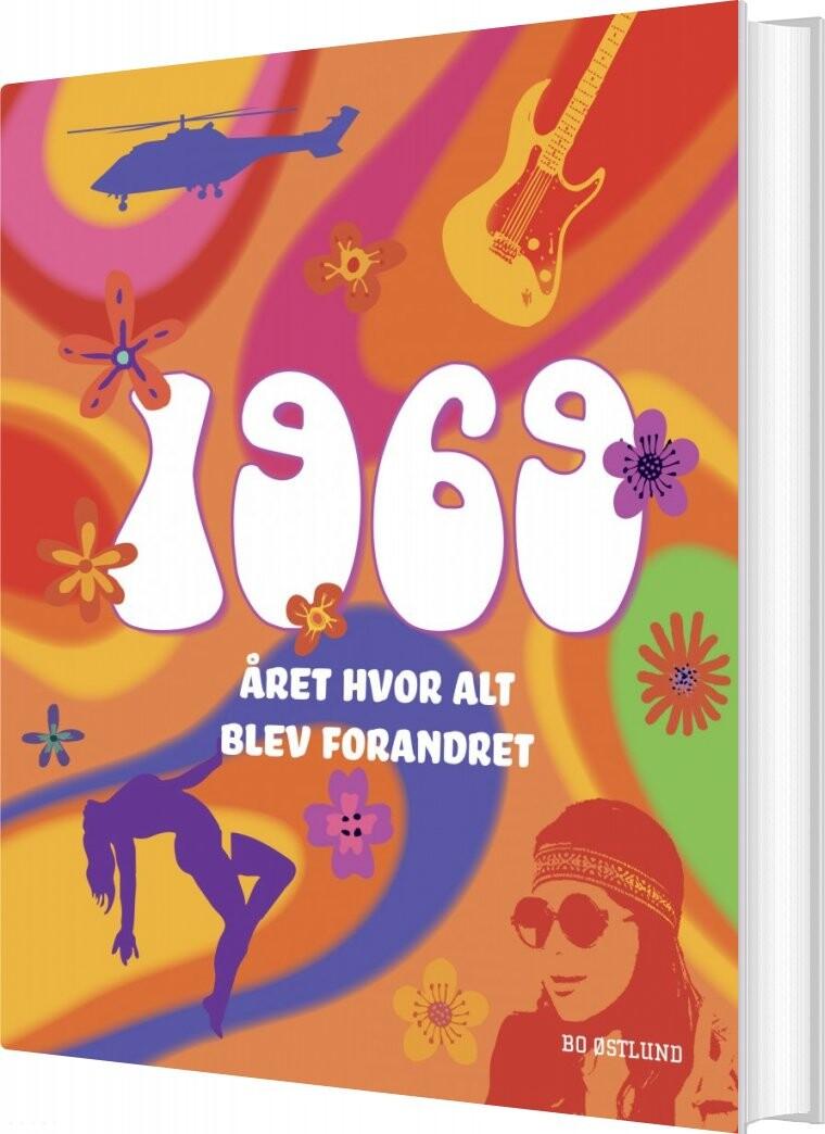 Image of   1969 - Bo østlund - Bog