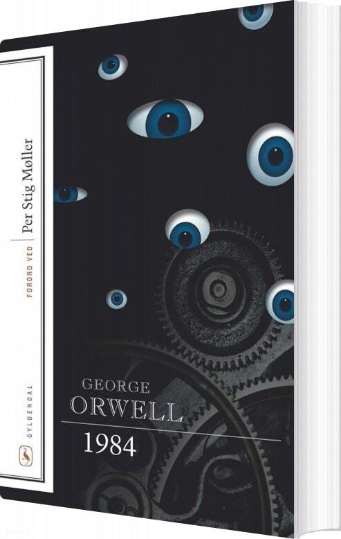 Image of   1984 - George Orwell - Bog