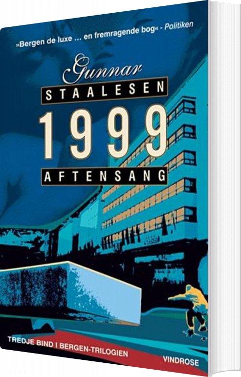 Image of   1999 Aftensang - Gunnar Staalesen - Bog