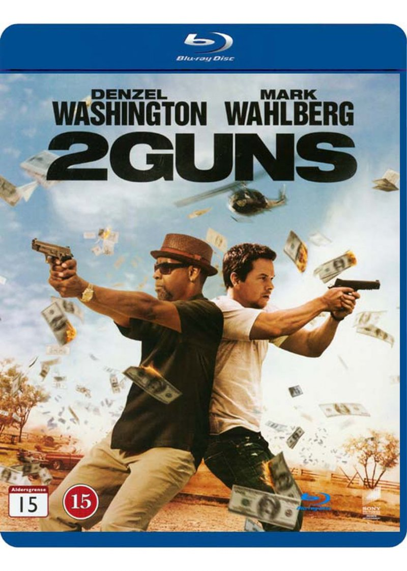Image of   2 Guns - Blu-Ray