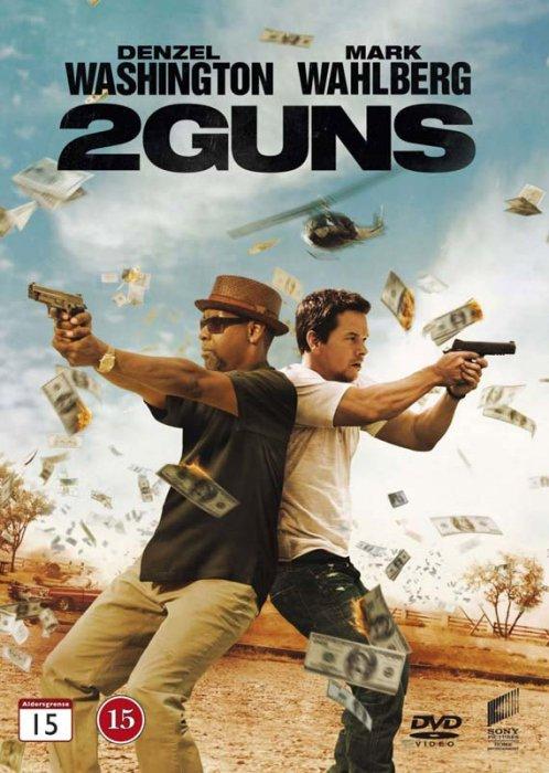 Image of   2 Guns - DVD - Film