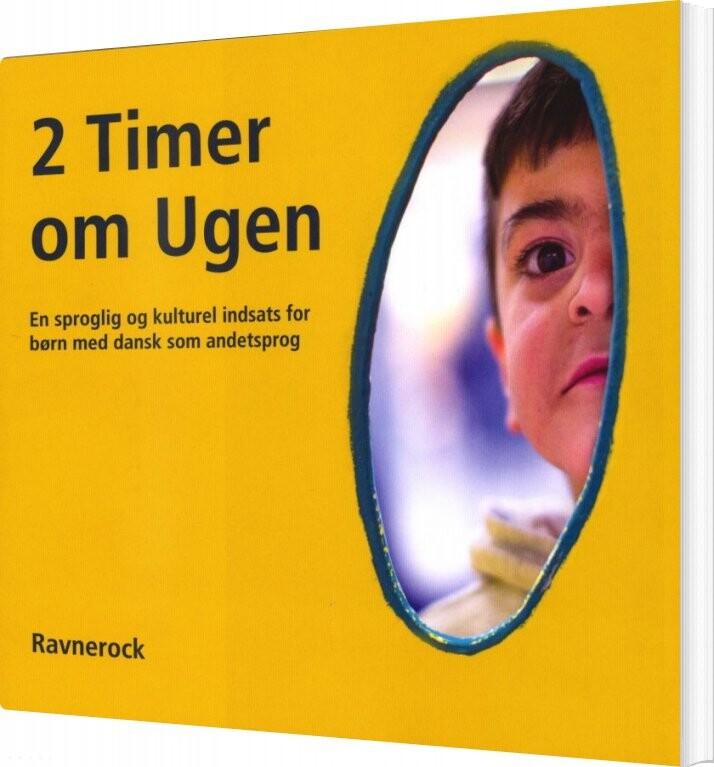 Image of   2 Timer Om Ugen - Pia Sigmund - Bog