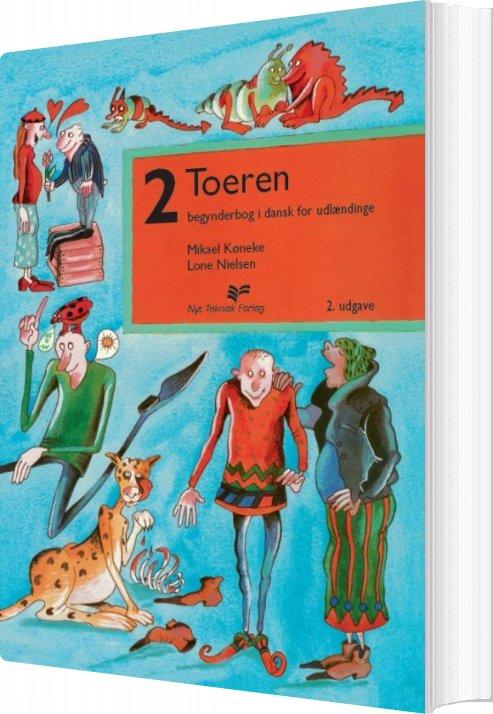 Image of   2 - Toeren - Mikael Køneke - Bog