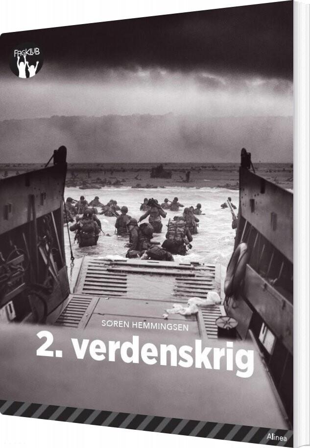 Image of   2. Verdenskrig - Sort Fagklub - Søren Elmerdahl Hemmingsen - Bog