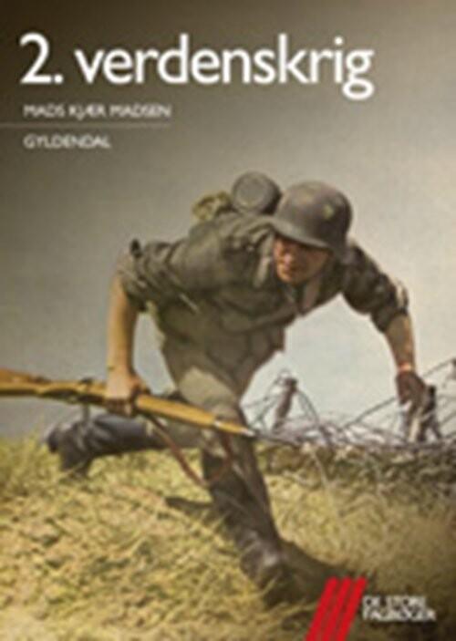 Image of   2. Verdenskrig - Mads Kjær Madsen - Bog