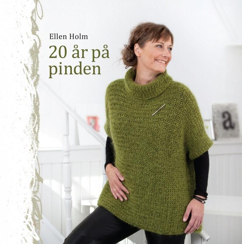 Image of   20 år På Pinden - Ellen Holm - Bog