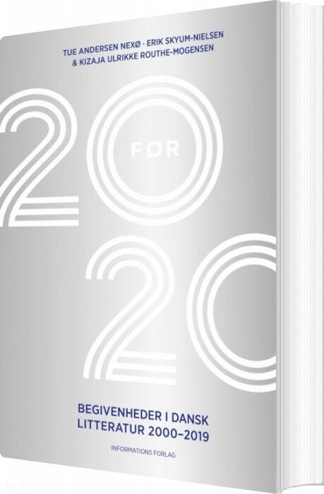 Image of   20 Før 20 - Erik Skyum-nielsen - Bog