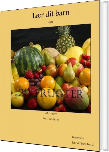 Image of   20 Frugter - Martin Jensen - Bog