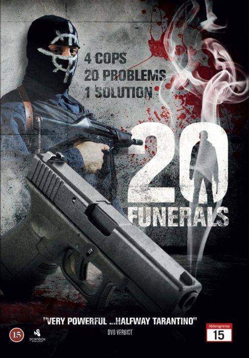 Image of   20 Funerals - DVD - Film