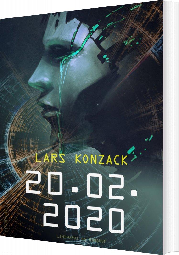 Image of   20.02.2020 - Lars Konzack - Bog