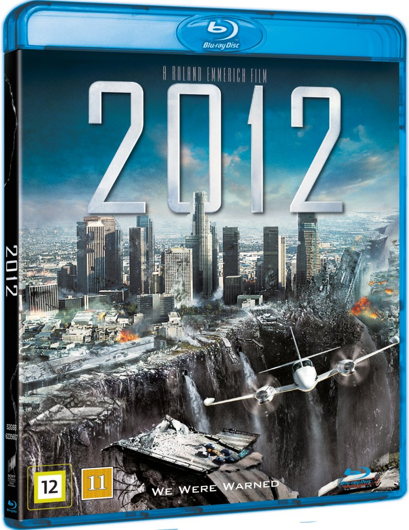 Image of   2012 - Blu-Ray