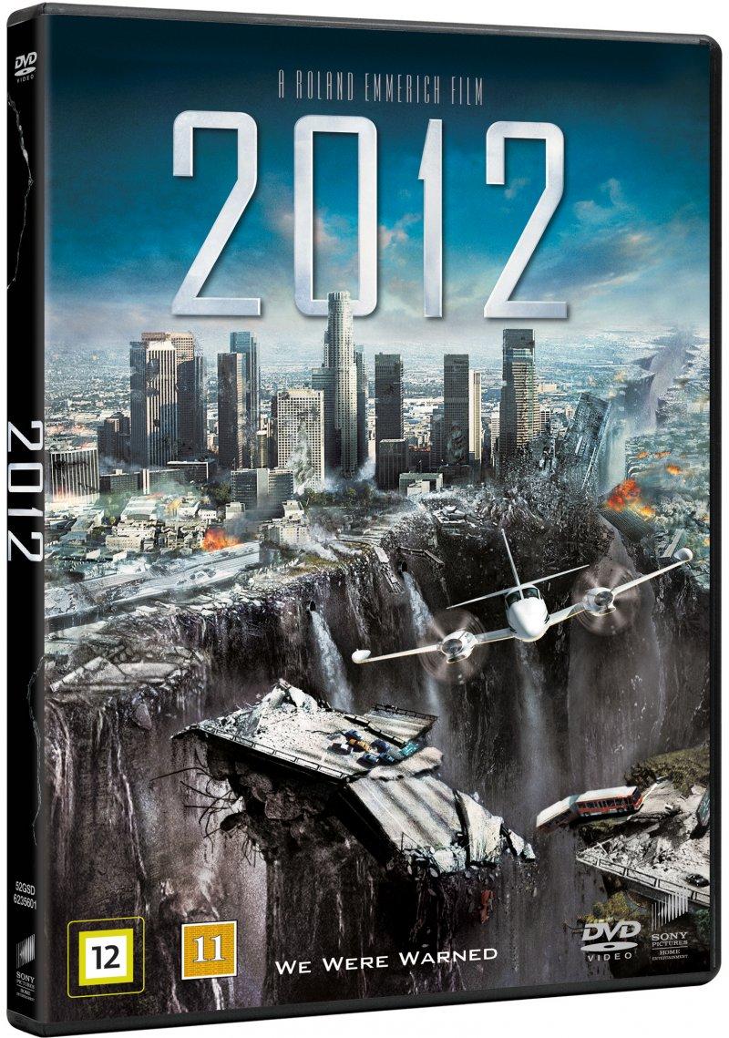 Image of   2012 - DVD - Film