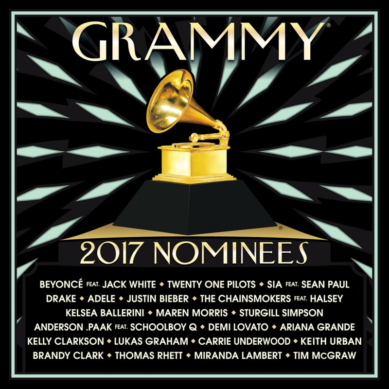 Image of   2017 Grammy Nominees - CD