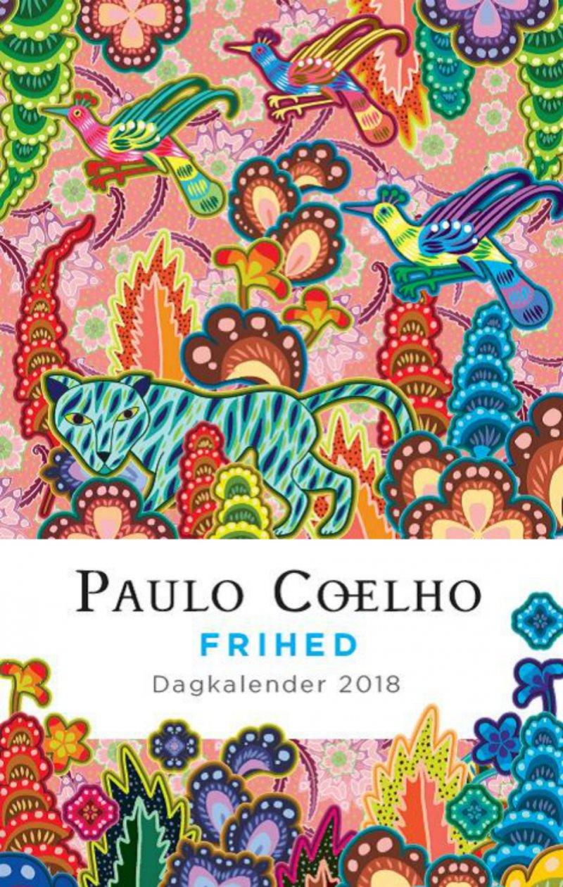 Image of   Paulo Coelho Kalender 2018