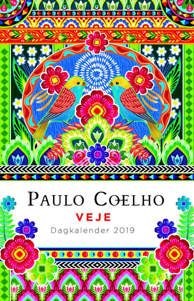 Image of   Paulo Coelhoe Dagkalender 2019 - Veje