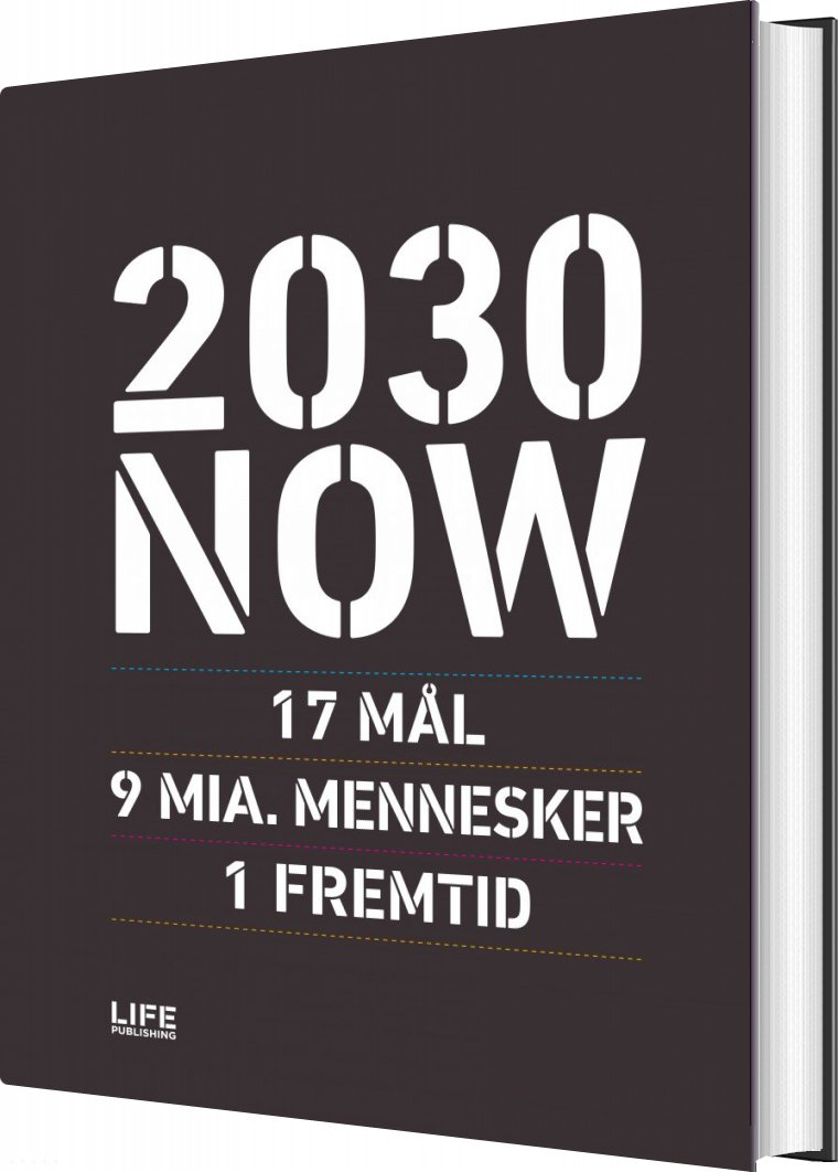 Image of   2030 Now - Dk - Susanne Sayers - Bog