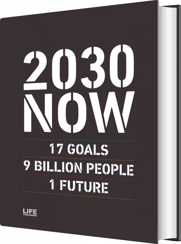Image of   2030 Now - Uk - Susanne Sayers - Bog