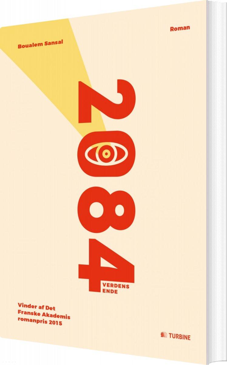 Image of   2084 - Boualem Sansal - Bog