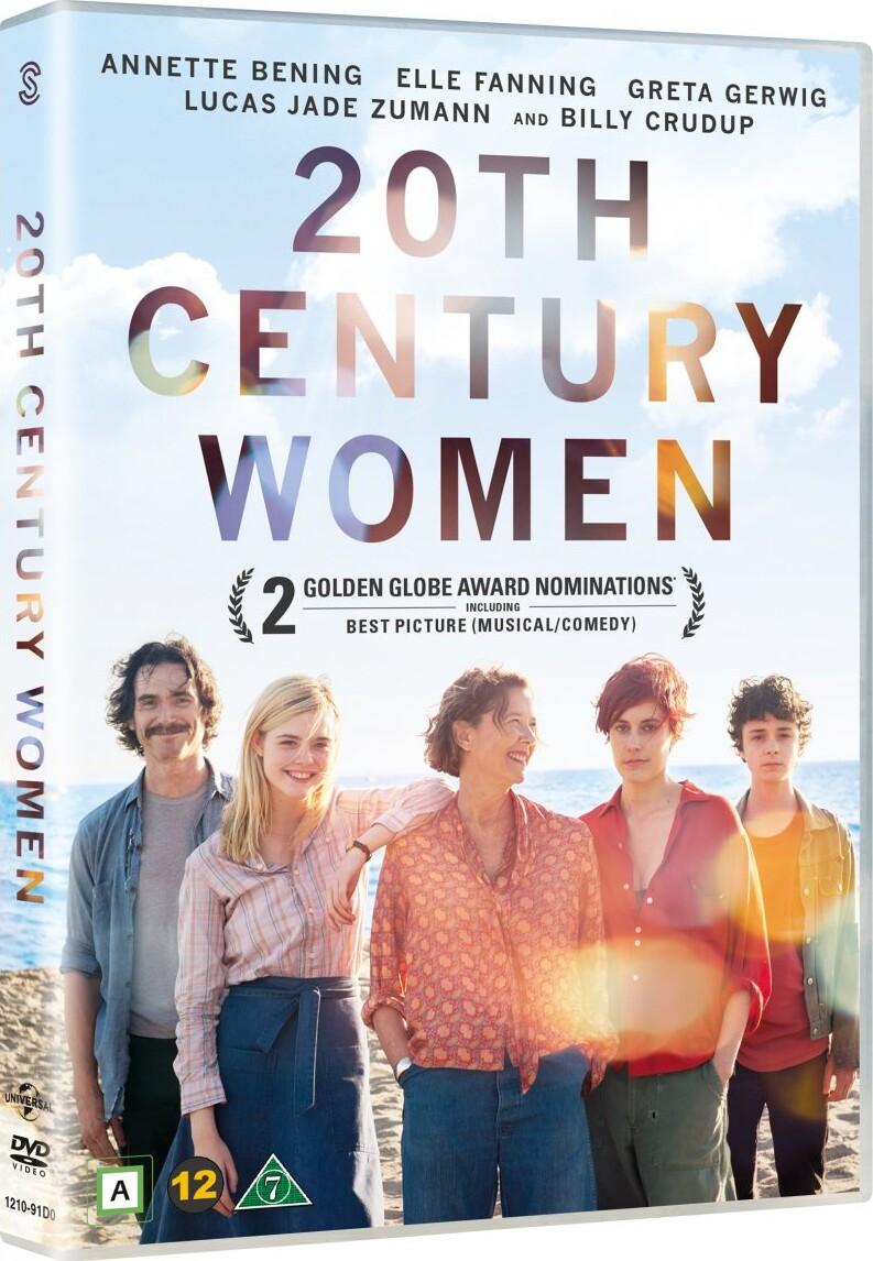 Image of   20th Century Women / Alletiders Kvinder - DVD - Film