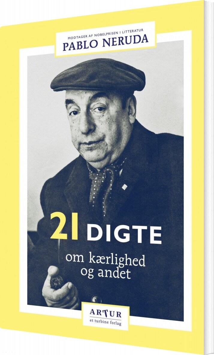 Billede af 21 Digte - Pablo Neruda - Bog