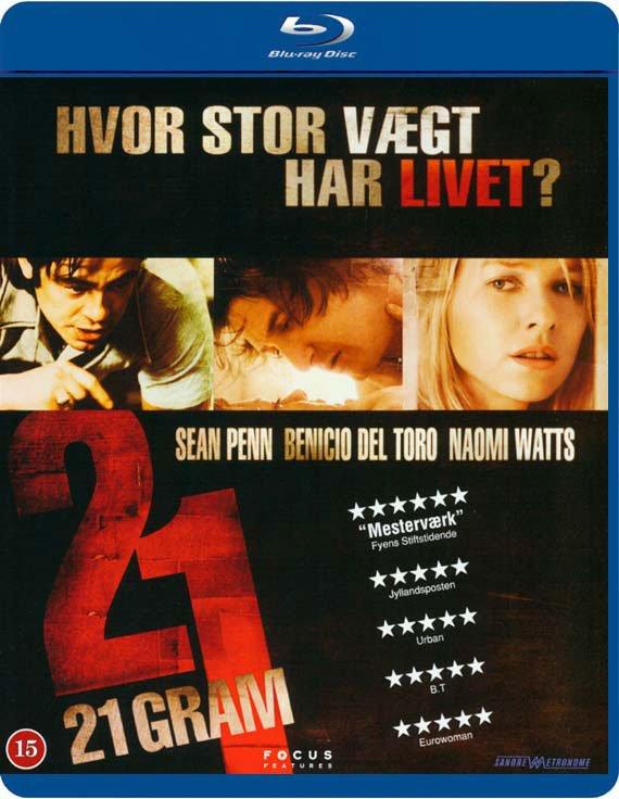 Billede af 21 Grams - Blu-Ray