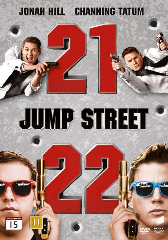 Billede af 21 Jump Street // 22 Jump Street - DVD - Film