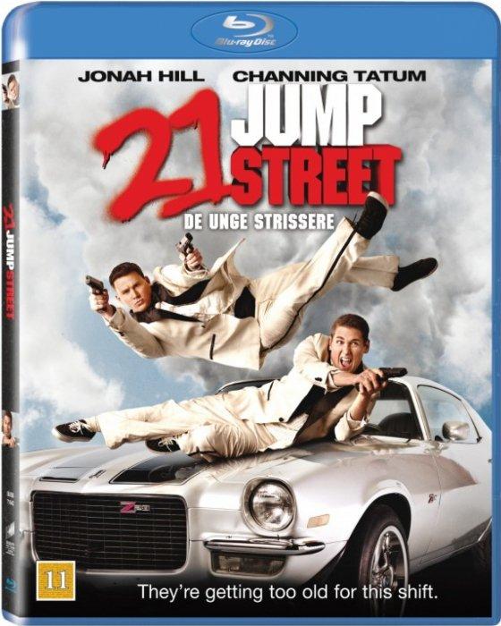 Image of   21 Jump Street - Blu-Ray