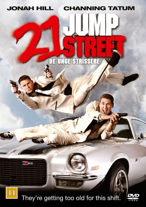 Image of   21 Jump Street - DVD - Film