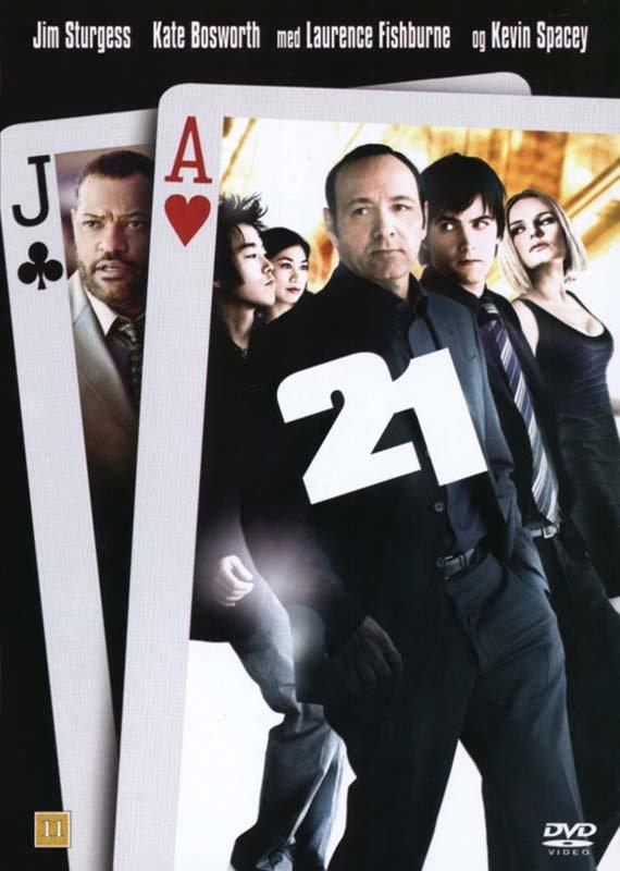 Image of   21 - DVD - Film