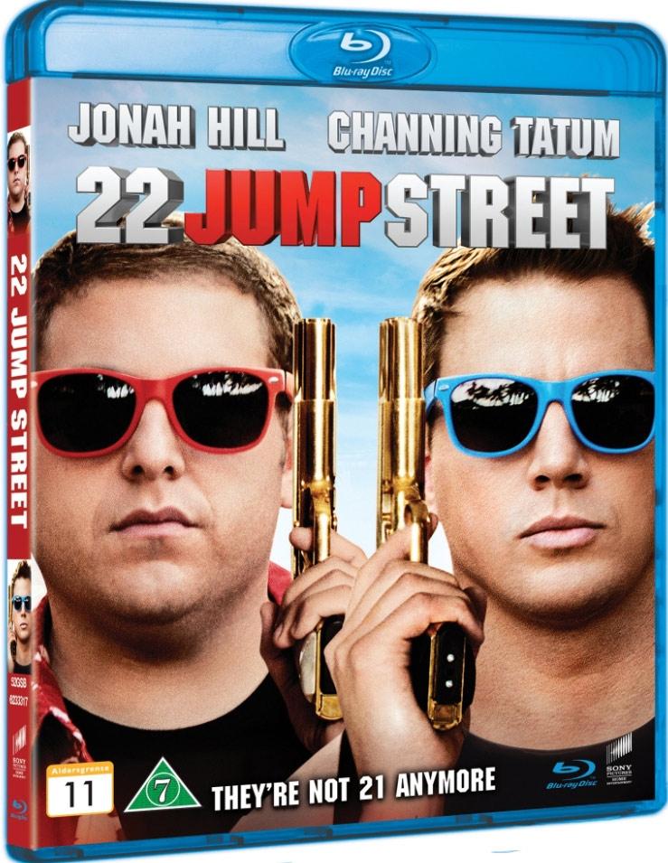 Image of   22 Jump Street - Blu-Ray