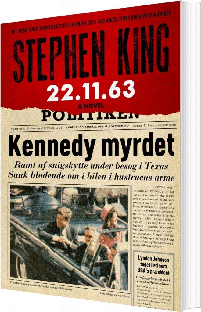 Image of   22.11.63 - Stephen King - Bog