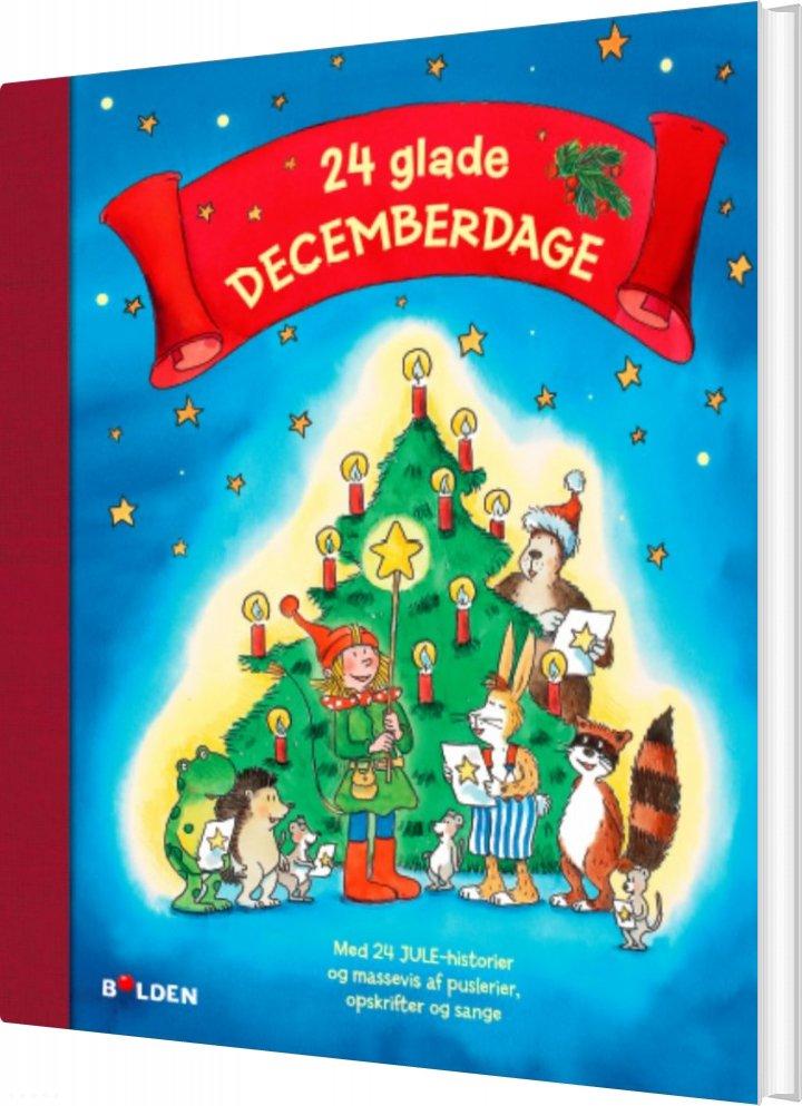 Image of   24 Glade Decemberdage - Bog