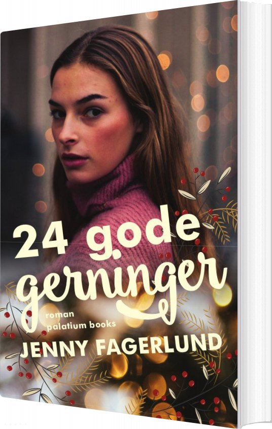 Image of   24 Gode Gerninger - Jenny Fagerlund - Bog