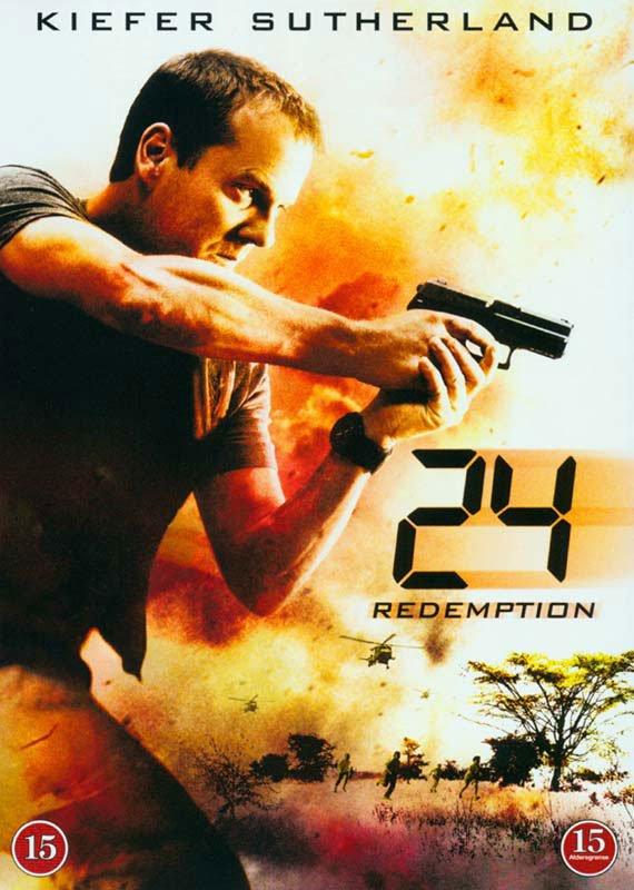 Image of   24 Redemption - Dvd Film - DVD - Film