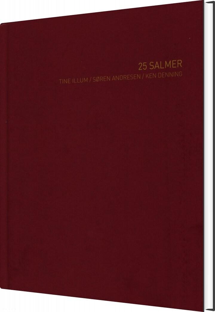 Image of   25 Salmer - Ken Denning - Bog
