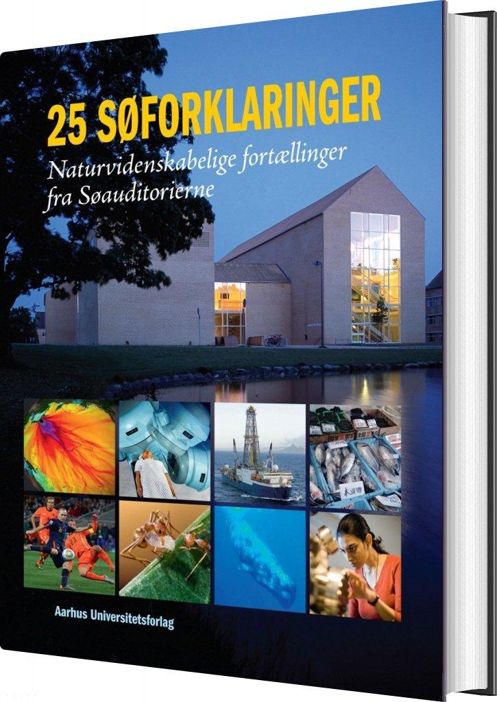 Image of   25 Søforklaringer - Jan Heinemeier - Bog