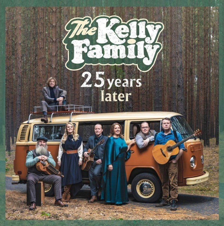 Image of   Kelly Family - 25 Years Later - CD