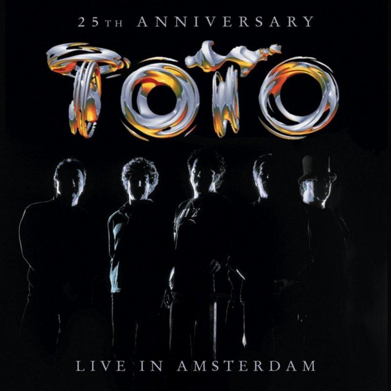 Toto - 25th Anniversary - Live In Amsterdam - Vinyl / LP
