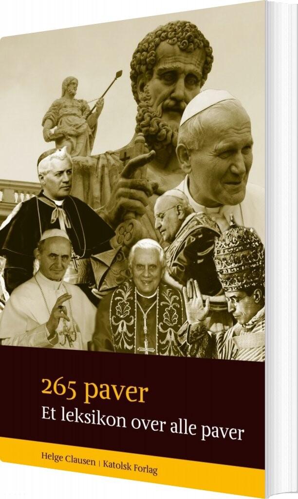 Billede af 265 Paver - Helge Clausen - Bog