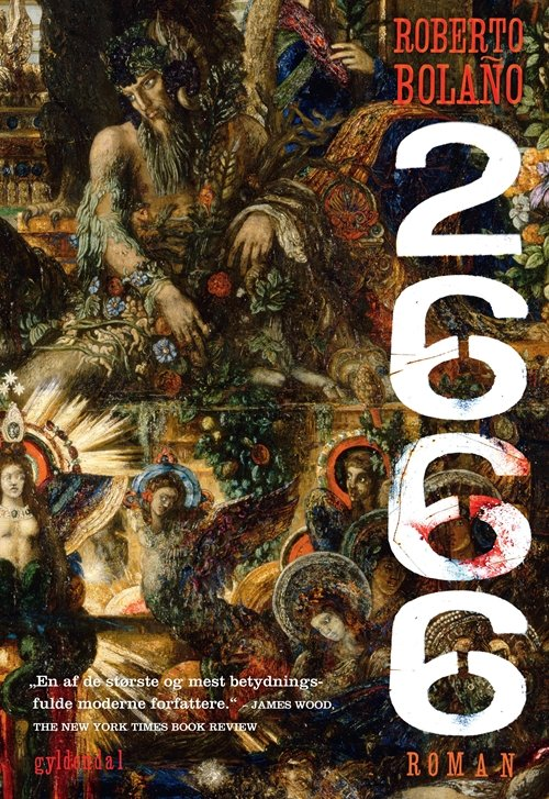 Billede af 2666 - Roberto Bolaño - Bog