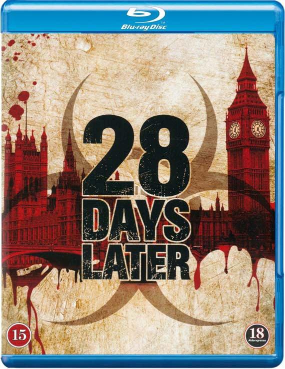 Image of   28 Days Later / 28 Dage Senere - Blu-Ray
