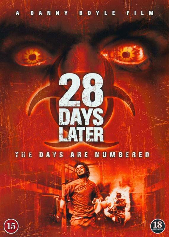 Image of   28 Days Later / 28 Dage Senere - DVD - Film