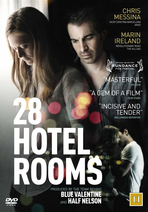 Image of   28 Hotel Rooms - DVD - Film