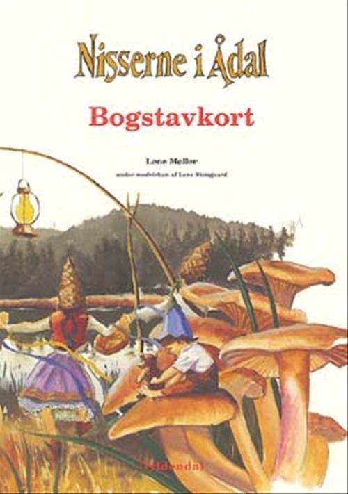 Image of   29 Bogstavkort - Lene Møller - Bog
