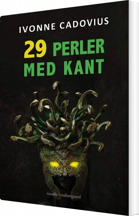 Image of   29 Perler Med Kant - Ivonne Cadovius - Bog