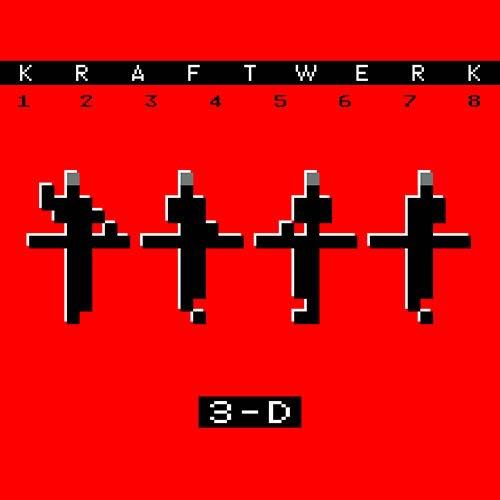 Image of   Kraftwerk - 3d - CD