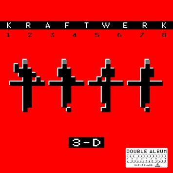Kraftwerk - 3-d The Catalogue - 2lp - Vinyl / LP
