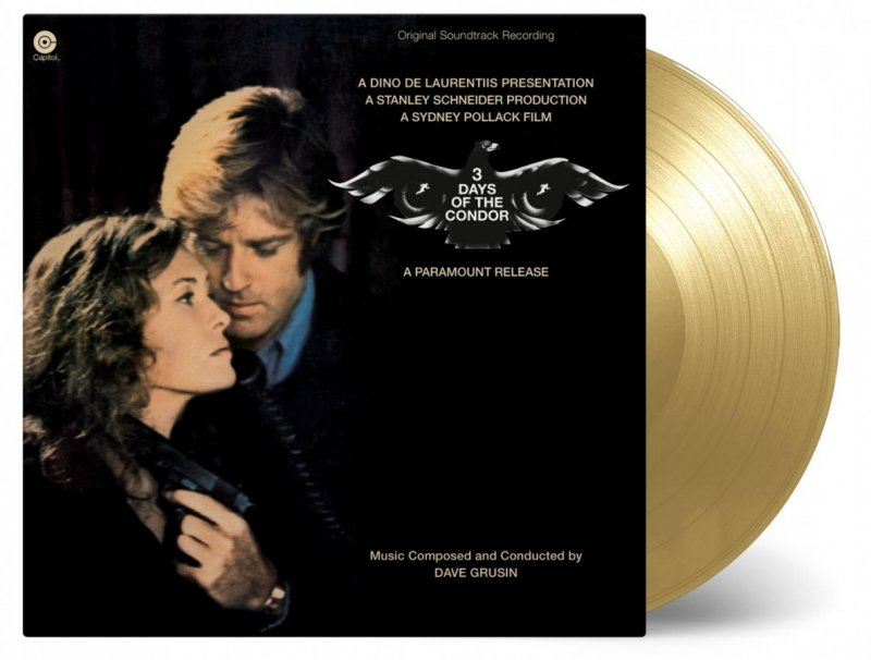 Image of   3 Days Of The Condor Soundtrack - Vinyl / LP