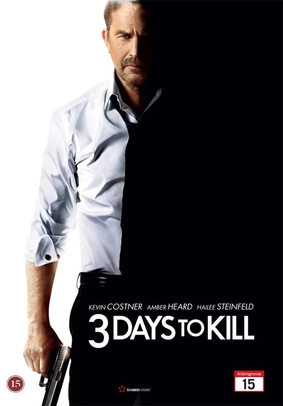 Image of   3 Days To Kill - DVD - Film