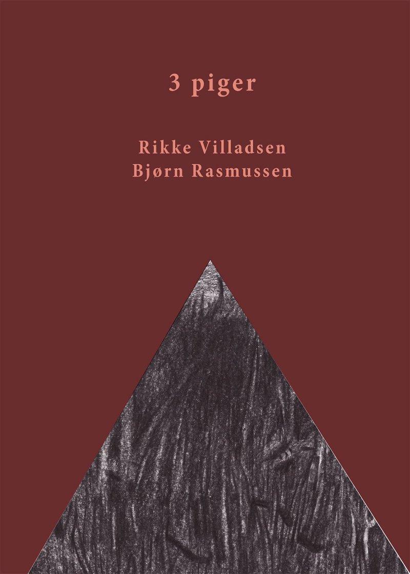 Image of   3 Piger - Bjørn Rasmussen - Tegneserie